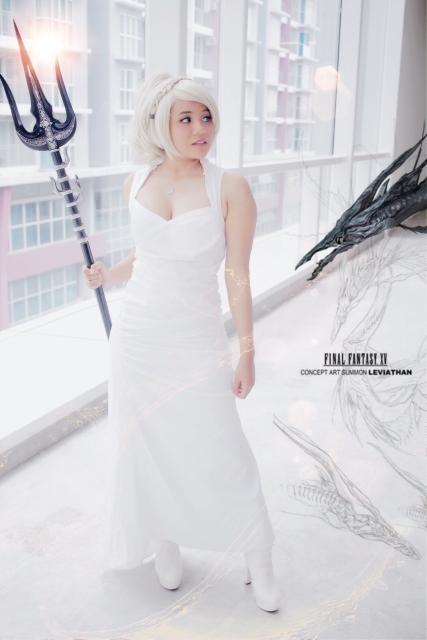 image 6 Luna-freya Nox Fleuret, The Oracle. Final Fantasy XV.
